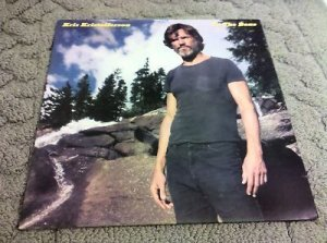 "Kris Kristofferson: To The Bone Vintage 12"" Vinyl Record LP 1981 CBS JZ36885 VG+"