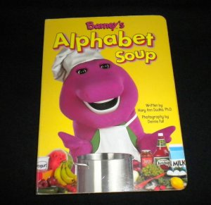 Barney S Alphabet Soup By Mary Ann Dudko 1997 Hardcover