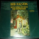 Bob Ralston At The Organ With Songs of Faith and Inspiration - Vintage Vinyl LP