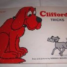 Clifford's Tricks by Normal Bridwell TW1557 Vintage 1969 Children's Picture Book