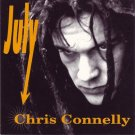Chris Connelly JULY Rare EP Single (CD, 1992, Wax Trax!) WAXCDS9190, Disc Only