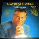 """Lawrence Welk - Memories Ranwood Easy Listening Vintage 12"""" Vinyl 33 RPM Record"""