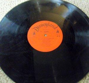 "Walt Disney's Story of Bambi Vintage 12"" Vinyl LP Disneyland Records 3917"