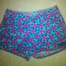 TIDEPOOLS Classic Girls Childrens Swim Board Shorts 100% Polyester, Kids Size XL