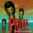 Tales from the Punchbowl by Primus (CD, 1995, Interscope) RARE PROMO ORIGINAL