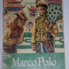 Real People: Marco Polo by Ruth Cromer Weir, Vintage 1956 Illustrated Paperback