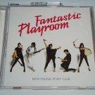 Fantastic Playroom by New Young Pony Club (Music CD, Aug-2007, Modular Records)