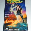 Back to the Future (VHS Cassette Tape 1995) Brand New Sealed Movie Michael J Fox