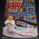 More Quilts for Baby : Easy as ABC by Sally Schneider (1997, Hardcover) Sewing