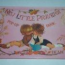 Little Prayers Pop-Up Book (1984, Vintage Children's Christian Hardcover) Deans