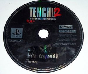 Tenchu 2: Birth of the Stealth Assassins (Sony PlayStation 1 2000) PS1 Disc Only