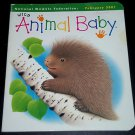 Wild Animal Baby by National Wildlife Federation February 2001 (Kids Board Book)