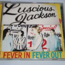 Fever In Fever Out by Luscious Jackson (Music CD, Oct-1996, Grand Royal Records)