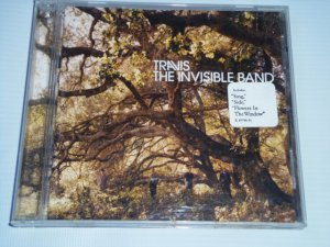 The Invisible Band [Limited] by Travis (Music CD, Jun-2001, Epic Records) Nice