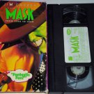 The Mask (VHS Cassette Tape, 1995) Jim Carrey, Cameron Diaz Classic Comedy Movie