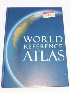 World Reference Atlas Covent Garden Books Third Edition Edition (2004 Hardcover)