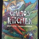 Chato's Kitchen by Gary Soto (1997, Paperback, Reprint) Children's Picture Book