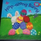 Hop-Along Bunny (2007, Paperback) Musical Children's Story Book, Plays Music