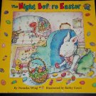 The Night Before Easter by Natasha Wing (1999 Paperback) Children's Book Holiday