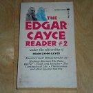The Edgar Cayce Reader #2 Hugh Lynn Cayce, 1969 Paperback First Edition Printing