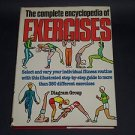 The Complete Encyclopedia of Exercises by The Diagram Group, 1979 Hardcover Book
