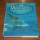 The Whale: Mighty Monarch of the Sea by Jacques Yves Cousteau (1987, Hardcover)