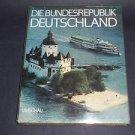 Die Bundesrepublik Deutschland, German Photography (1980 Vintage Hardcover Book)