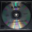 Speak English Or Die by Stormtroopers of Death (S.O.D.) Anthrax MOD Rare CD 1992