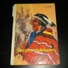 Der Letzte Mohikaner (Last of the Mohicans) JF Cooper Vintage Hardcover German