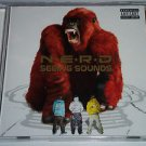 Seeing Sounds by N.E.R.D. (CD, Jun-2008, Star Trak/Interscope) Explicit Lyrics
