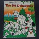 Walt Disney 101 Dalmatians 1987 Hardcover Twin Books Children's Movie Board Book
