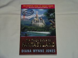 The Tough Guide to Fantasyland : The Essential Guide to Fantasy Travel Paperback