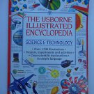 The Usborne Illustrated Encyclopedia: Science & Technology, Scholastic Paperback