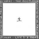 Christ the Bootleg by Crass (CD, May-2006, No Idea) RARE Hardcore Punk Live 1984