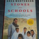 Stones into Schools : Promoting Peace with Books, Not Bombs, in Afghanistan Book