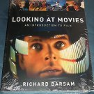 Looking At Movies, An Introduction To Film by Richard Barsam, 2003 Paperback NEW