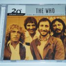 20th Century Masters - The Millennium Collection: The Best of The Who (CD) NEW
