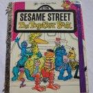 Little Golden Book: Sesame Street - The Together Book 1971 Vintage Children's
