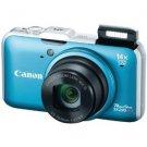 Canon Powershot SX230HS blue
