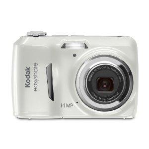 Kodak EASYSHARE C1530 14 MP Digital Camera (White)