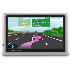 "Garmin nuvi 1450LMT 5"" GPS Navigation With Lifetime Maps and Traffic Updates"