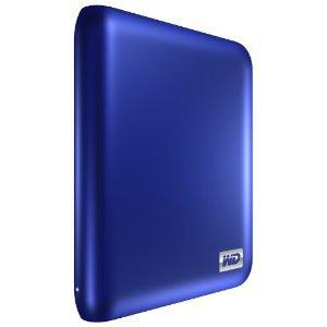Western Digital My Passport Essential SE 1TB portable USB 3.0 and 2.0 drive (Metallic Blue)