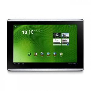 Acer ICONIA Tab A501-10S16u 16 GB - Android 3.0 (Honeycomb)