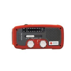 Eton ARCFR160R Microlink Self-Powered Radio Flashlight Cell Phone Charger