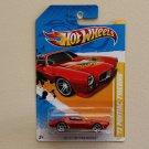 Hot Wheels 2012 HW Premiere '73 Pontiac Firebird (red)
