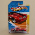 Hot Wheels 2012 HW Premiere '81 Camaro (red)