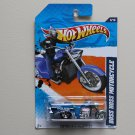 Hot Wheels 2011 HW Main Street Boss Hoss Motorcycle (blue)