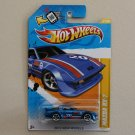 Hot Wheels 2012 New Models Mazda RX-7 (blue)