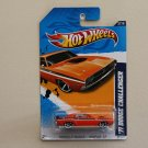 Hot Wheels 2012 Muscle Mania Mopar '71 Dodge Challenger (orange)
