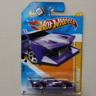 Hot Wheels 2012 New Models Mad Manga (purple)